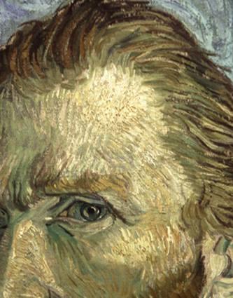 画家ゴッホの技法で秘密の3つの方法とは?道具や画材は?