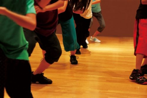 メキシコでサルサを踊る