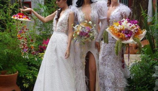 メキシコでフラワーデザインとは?レッスンでブーケやドレスの通訳?